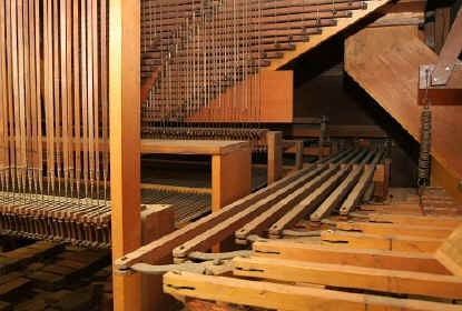 organ tracker action